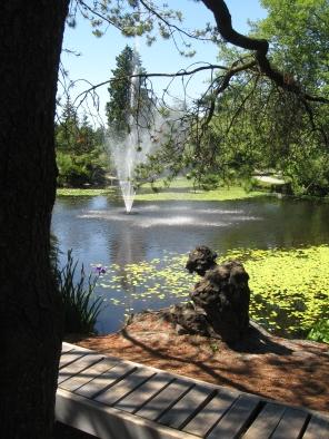 Vandusen Garden. Image by Heather Button - Copyright © http://heatherbutton.com