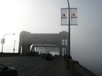 Bridge in the Fog - Copyright © http://heatherbutton.com