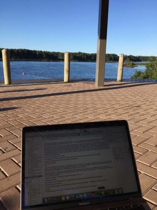 Writing in Newfoundland